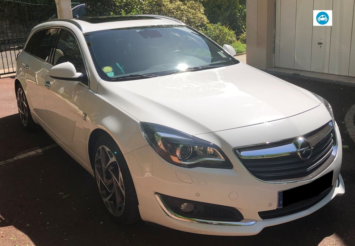opel insignia sport cosmo pack