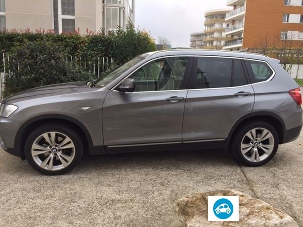 bmw X3 xdrive pack lucxe
