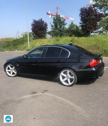 bmw serie 3 pack luxe