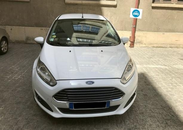 Ford Fiesta titnium