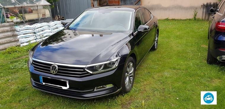 Volkswagen Passat Bluemotion Technologie Carat