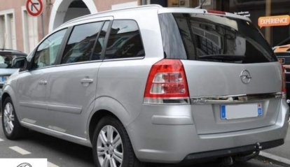 Opel Zafira B 1.7 CDTI FAP Connect Pack Monospace