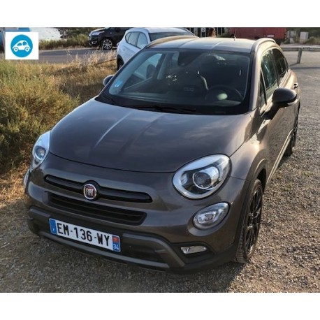 Fiat 500X Cross S Design