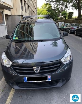 Dacia Logdy Silver Line