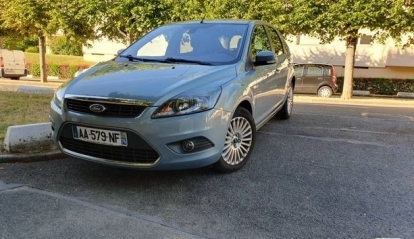Ford Focus Titanium