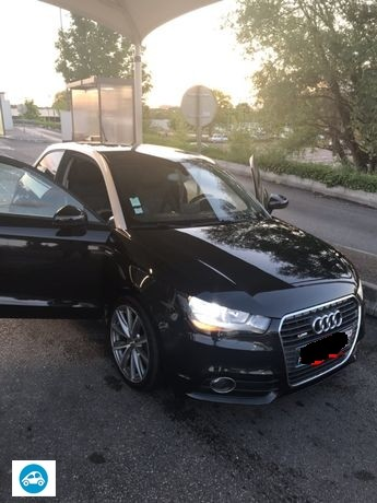 Audi A1 Luxe Ambition