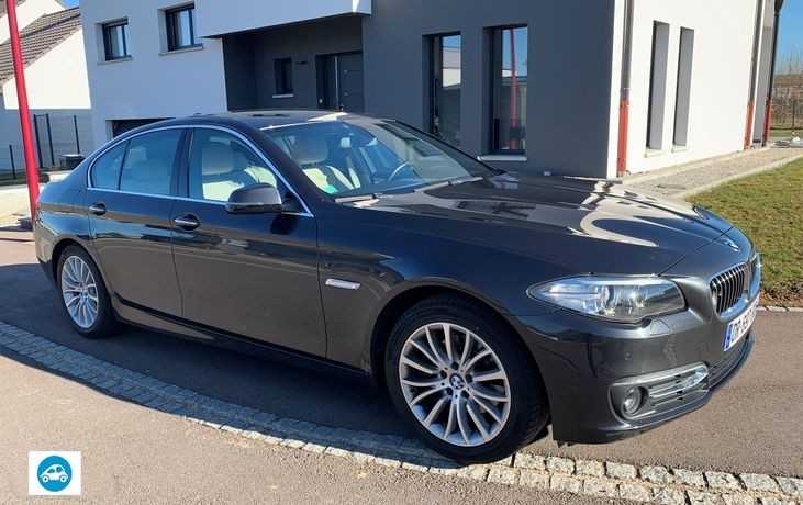 Bmw Serie 5 Luxury
