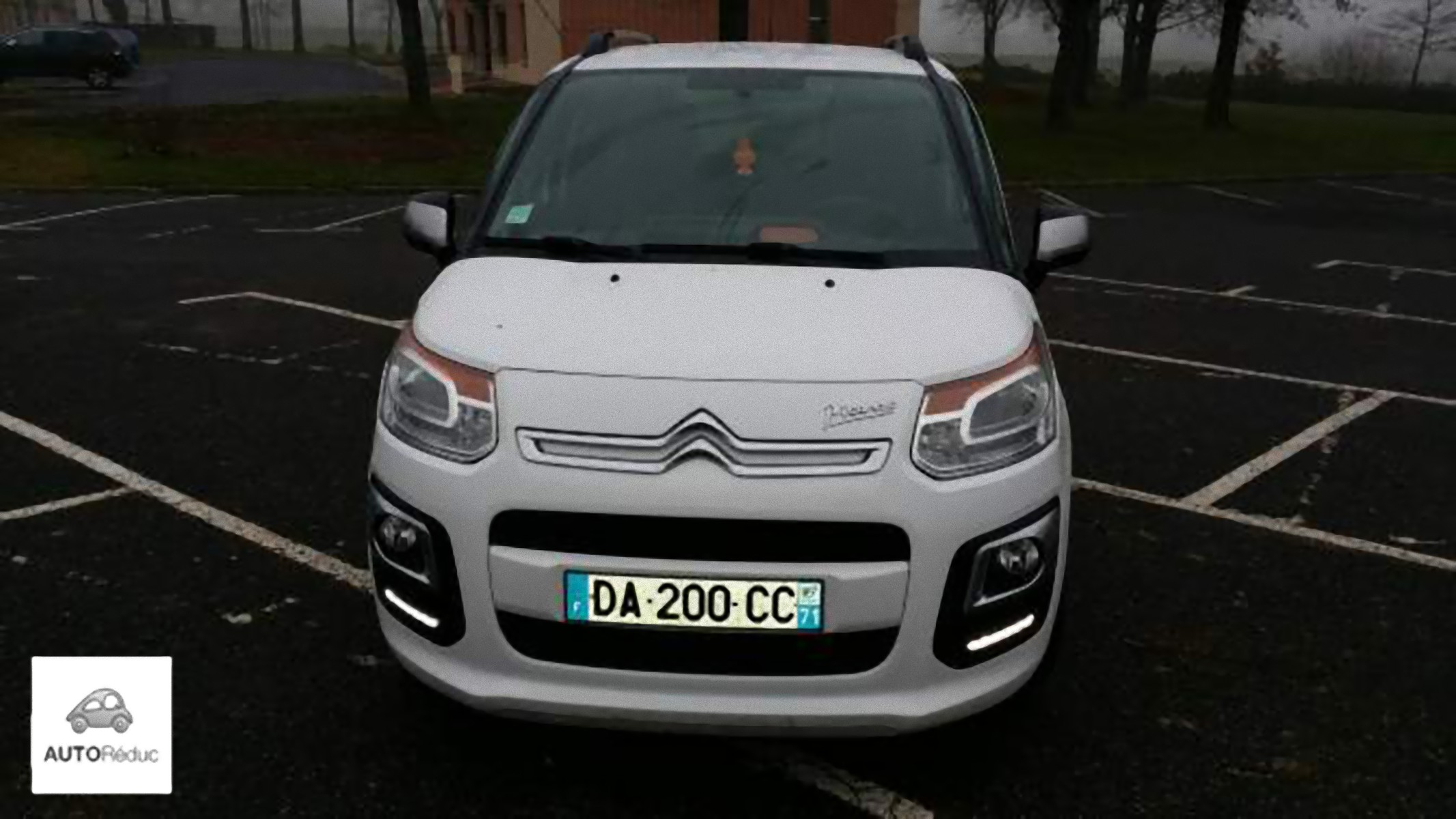 achat citroen c3 picasso 1 4 essence 95 cv vti d 39 occasion. Black Bedroom Furniture Sets. Home Design Ideas