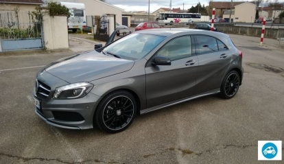 Mercedes Classe A Fascination