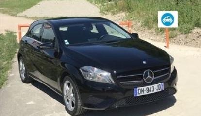 Mercedes Classe A Inspiration