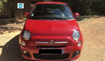 Fiat 500 S Sport