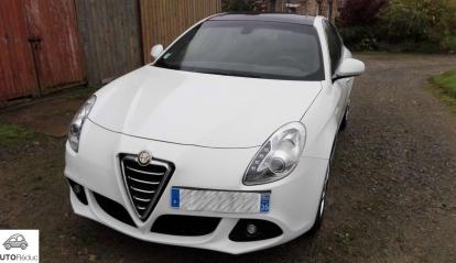 Alfa Romeo Giulietta TCT Distinctive