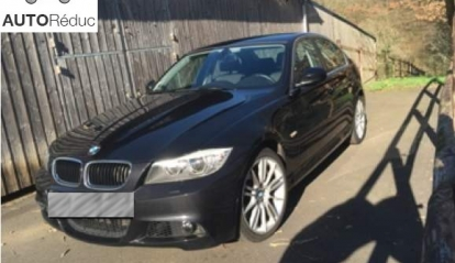 BMW 320d Pack Luxe Sport