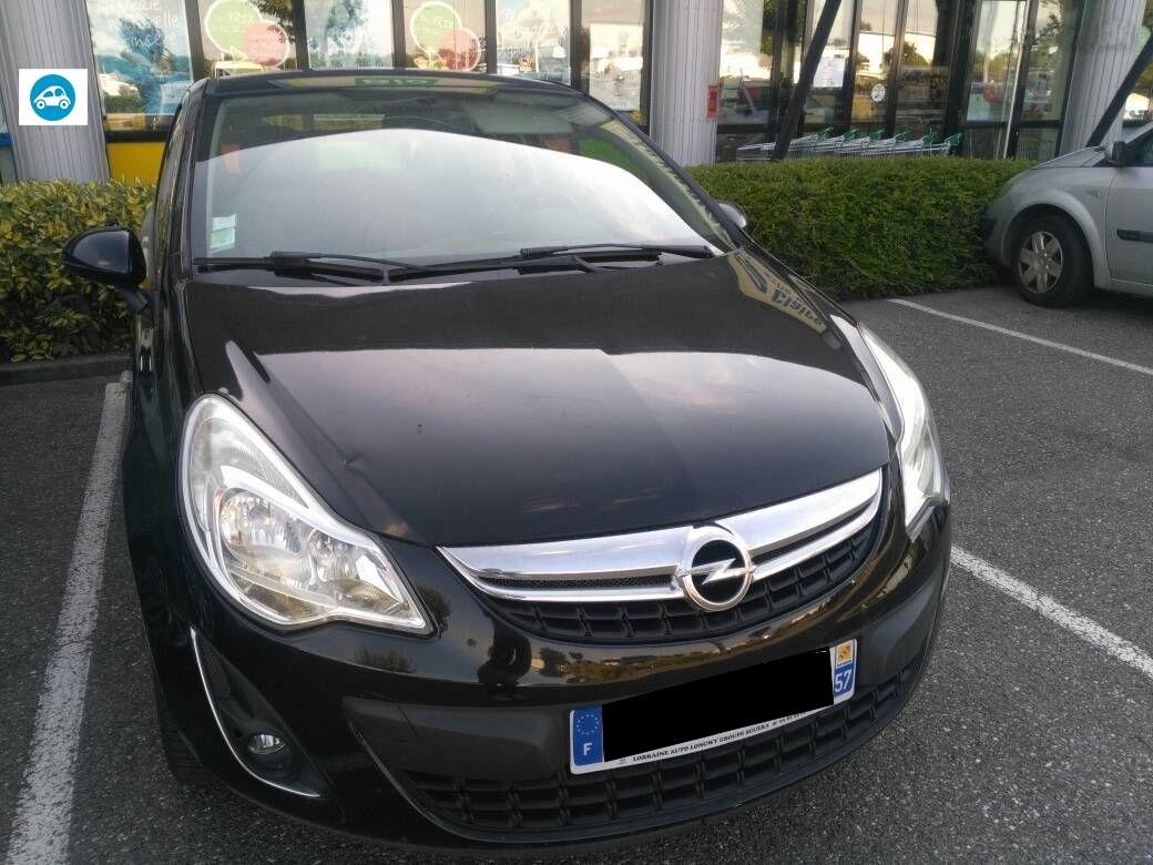 Opel Corsa Twinport