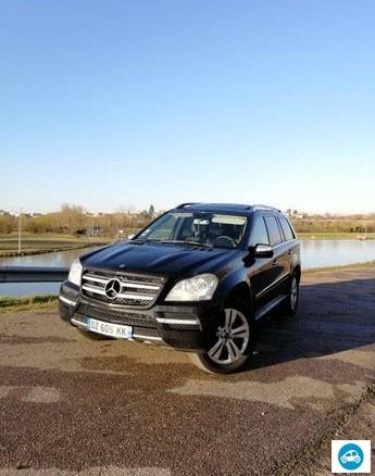 Mercedes Classe GL Pack Amg 7G-Tronic