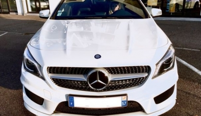 Mercedes Classe CLA Pack AMG Fascination