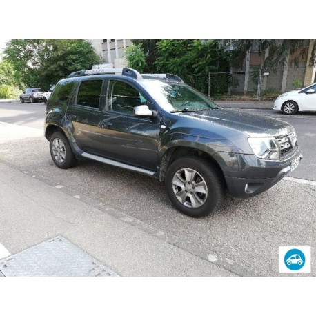 Dacia Duster Phase 2