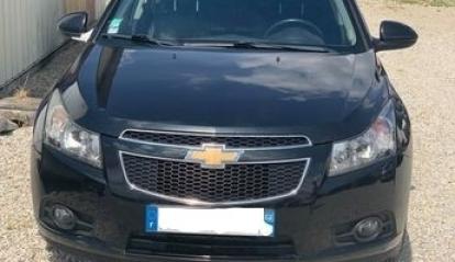 Chevrolet Cruze Ltz+