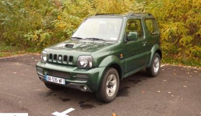 Suzuki Jimny DDIS 1.5 TBE