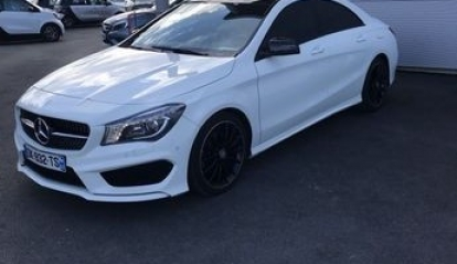 Mercedes Classe CLA Fascination