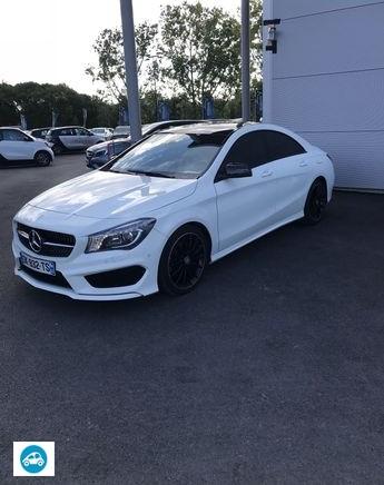 Mercedes Classe CLA Fascination