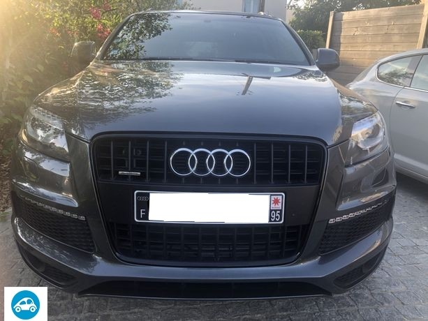 Audi Q7 S Line Quattro