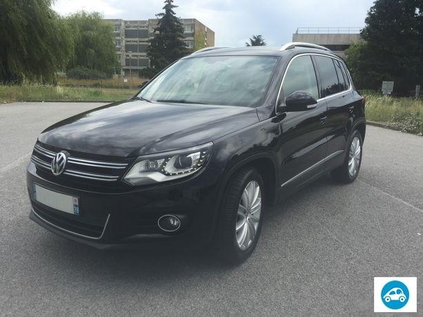 Volkswagen Tiguan Bluemotion Technology