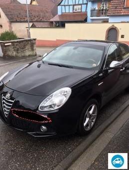 Alfa Romeo Giulietta Distinctive S&S