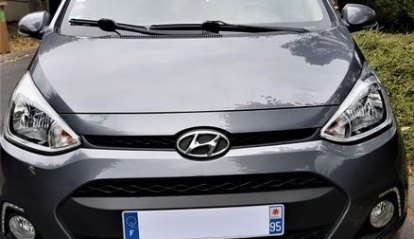 Hyundai I10 Sensation Pack Premium