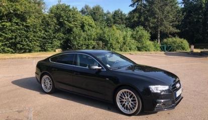 Audi A5 S Line +
