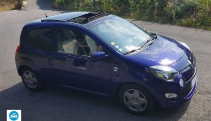 Renault Twingo 2 Purple