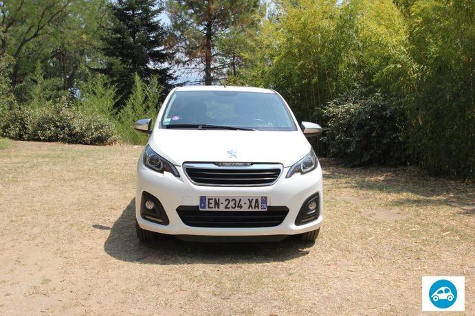Peugeot 108 Style