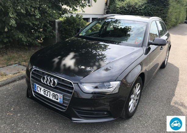 Audi A4 Business