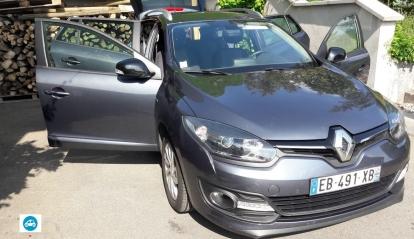 Renault Megane Limited Estate