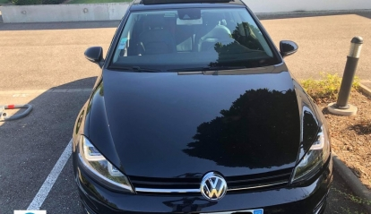Volkswagen Golf 7 Bluemotion Technologie Carat
