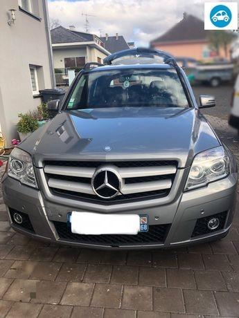 Mercedes Classe GLK Blueefficiency 4Matic