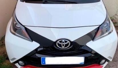 Toyota Aygo Shift