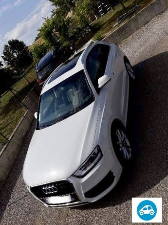 Audi Q3 Pack Ambition Luxe
