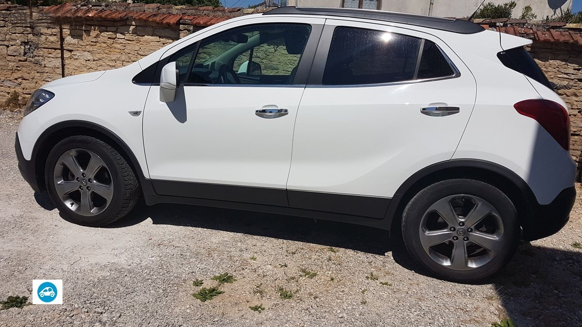 Opel Mokka Pack Cosmo