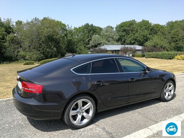 Audi A5 Ambition Luxe