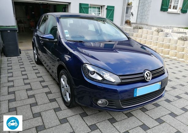 Volkswagen Golf 6 Bluemotion