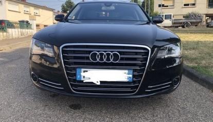 Audi A8 Avus Quattro