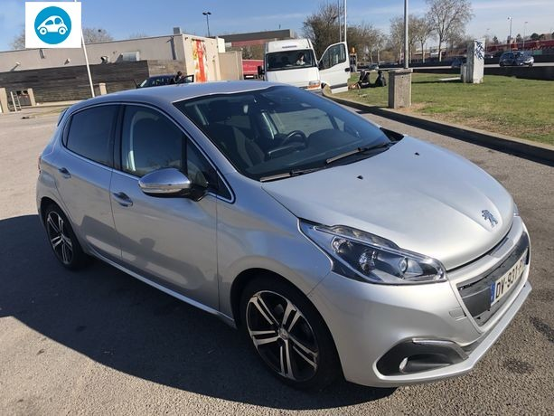 Peugeot 208 Pack Chrome S&S