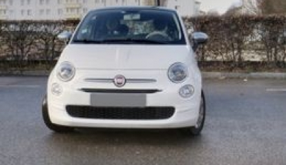 Fiat 500 pop citadine