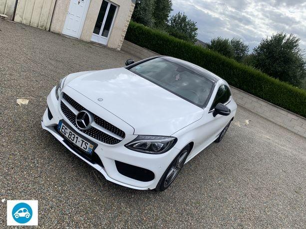 Mercedes Classe C AMG Coupé