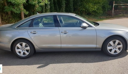Audi A6 Ambition Luxe Quattro S Tronic
