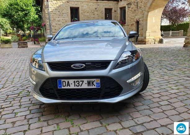 Ford Mondeo Sport Platinium
