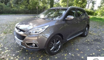 Hyundai IX35 CRDi Go Full options