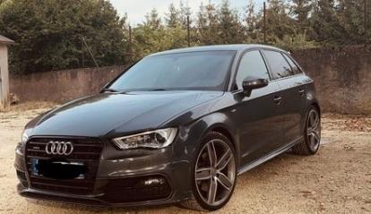 Audi A3 Sportback S Line Quattro