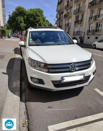 Volkswagen Tiguan Bluemotion Technology